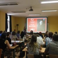 Otvorenie seminára JUDr. Zuzanou Števulovou, riaditeľkou Ligy za ľudské práva